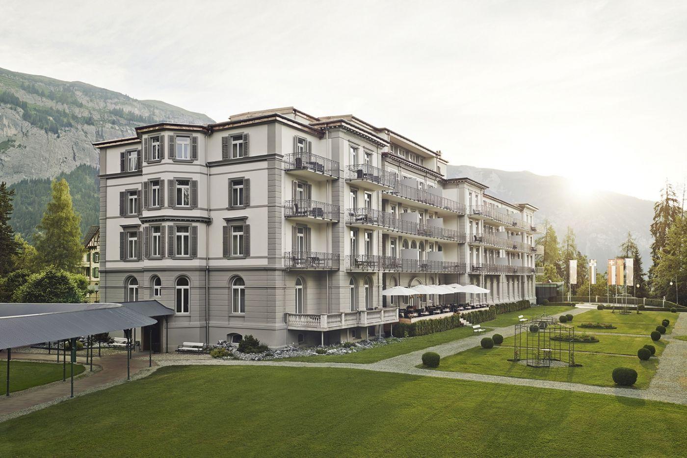 Waldhaus Flims Hotel & Spa
